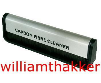 Carbonfiberbürste bzw. Schallplattenbürste